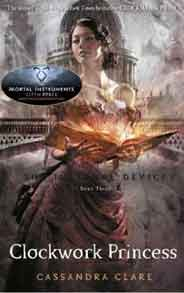 The Infernal Devices 3 Clockwork Princess   (PB)