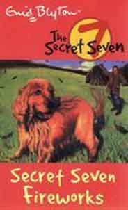 The Secret Seven # 11: Fireworks - (PB)