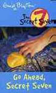 The Secret Seven 5 Go Ahead Secret Seven   - (PB)