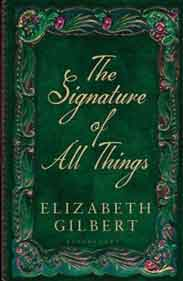 The Signature of All Things - (PB)