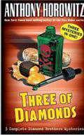 Three of Diamonds (Diamond Brothers) - Paperback