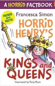 A Horrid Factbook Kings and Queens