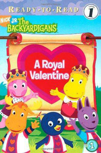 A Royal Valentine The Backyardigans