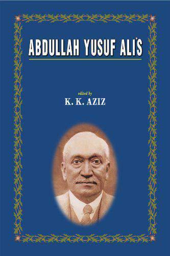 Abdullah Yusuf Alis