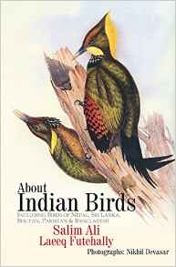 About Indian Birds 01 Edition