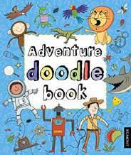 Adventure Doodle Book Doodle Activity Book