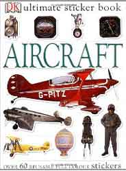 Aircraft Ultimate Sticker Book