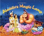 Aladdins Magic Lamp Your Magic Book