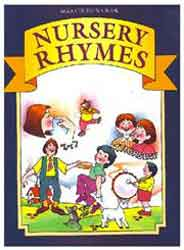 Alka Childrens Book Nursery Rhymes  -