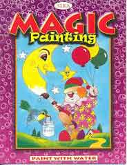 Alka Magic Painting Paint With Water Purple