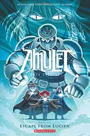 Amulet6 Escape From Lucien