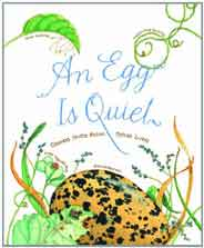 An Egg Is Quiet -