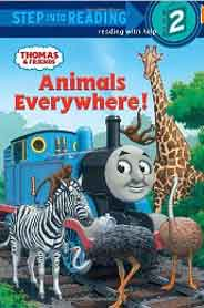 Animals Everywhere! (Step Into Reading - Level 2 - Quality)