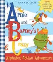 Arnie and Barneys Cry Alphabet Aion Adventure