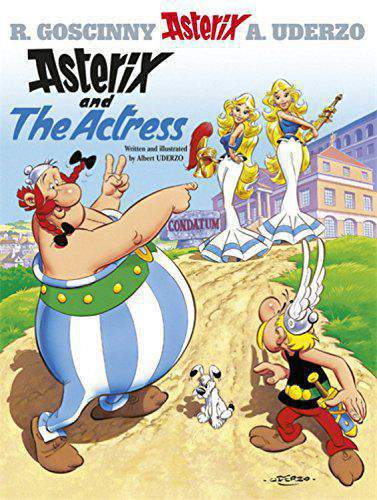 Asterix And The Actress -