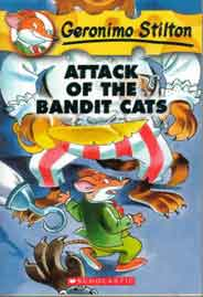 Attack of the Bandit Cats -