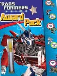 Award Packs Transformer Prime