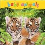 Baby AnimalsIn the JungleBoard book