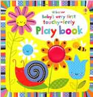 Babys Very First Touchy Feely Playbook Babys Very First Books