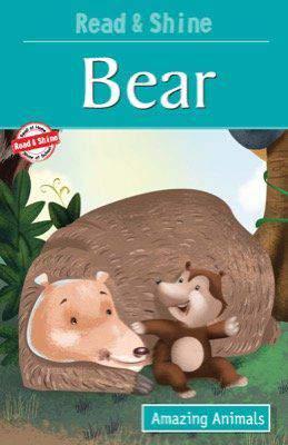 BEAR ANIMAL READERS PB
