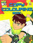 Ben 10 Copy Colouring Book 3