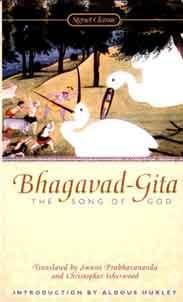 Bhagavad Gita The Song of God