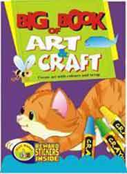 Big Book Of Art And Craft