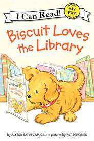 Biscuit Loves the Library My First I Can Read