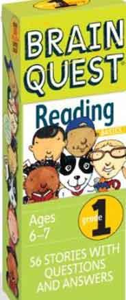 Brain Quest Reading Basics Grade 1 -