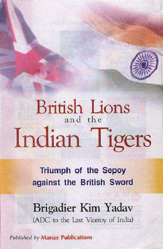British Lions and Indian Tigers