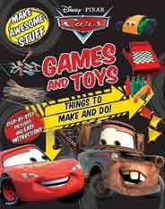 Cars Craft Book  Games and Toys