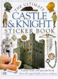 Castle & Knight Ultimate Sticker Book