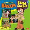 Chhota Bheem: Fun Puzzle 3     3 Trays of 12 Pieces Each