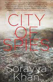City of Spies -
