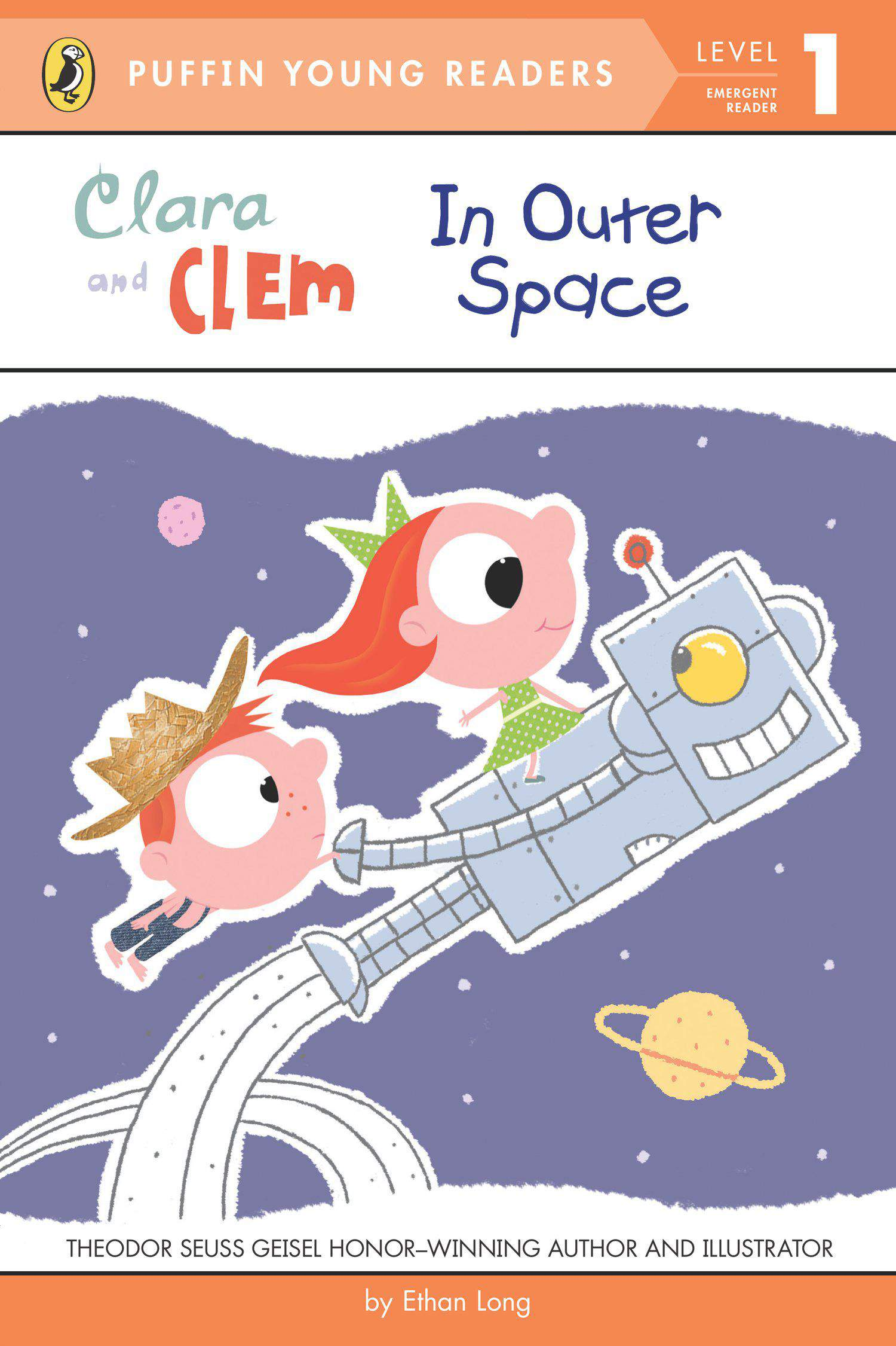 Clara and Clem: In Outer Space: Level 1