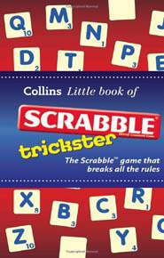 Collins Little Book of Scrabble Trickster