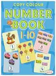 Copy Colour Number Book 110