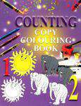 Counting Copy Colouring Book