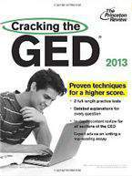Cracking the GED 2013 Edition College Test Preparation