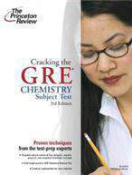 Cracking the GRE Chemistry Test 3rd Edition