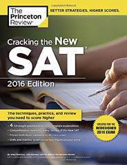 Cracking The SAT 2016