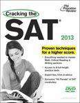 Cracking the SAT with DVD 2013 Edition
