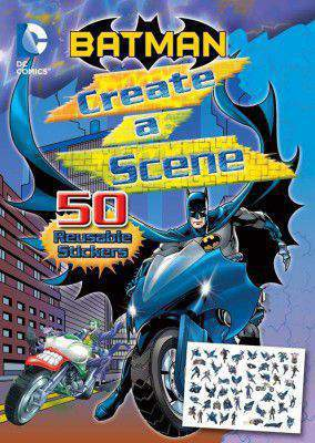 Create a Space Batman