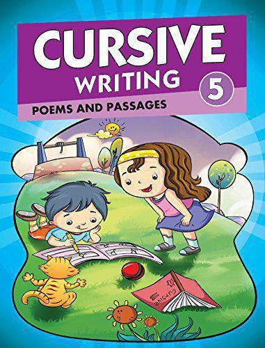 CURSIVE WRITING 5 POEMS AND PASSAGES