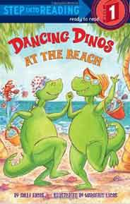 Dancing Dinos at the Beach (Step Into Reading - Level 1 - Quality)