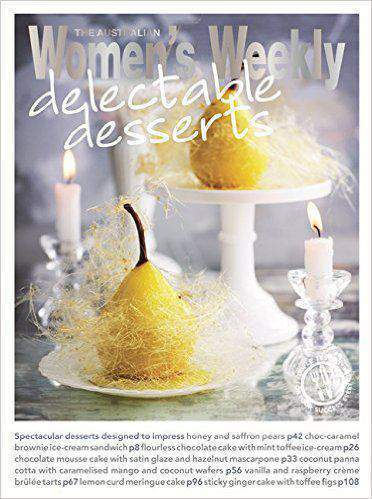Delectable Desserts (The Australian Women's Weekly: New Essentials)