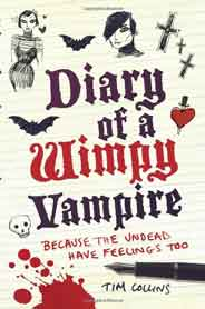 Diary Of A Wimpy Vampire: The Undead Have Feelings Too   -
