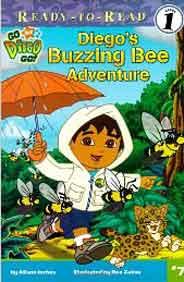 Diegos Buzzing Bee Adventure (Go, Diego, Go!)