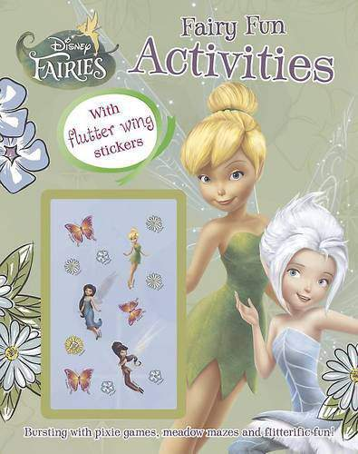 Disney Fairies Fairy Fun Activity Book -