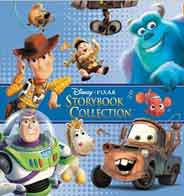 Disney Pixar Storybook Collection A Treasury of Tales